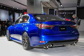 lexus gs300 for sale los angeles 2016 lexus gs f debuts at 2015 detroit auto show