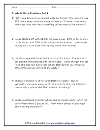 pictures on math word problems 5th grade printable worksheets