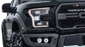 ford raptor fog light kit 2017 visionx ford raptor optimus led fog light kit the engine block