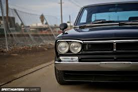 nissan hakosuka stance back in black a hakosuka built the old way speedhunters