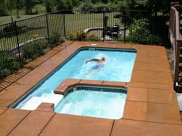 small pools and spas pool designs inc lap and exercise pool models from viking pools