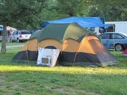 air conditioned tent cing tent air conditioner finding the best solution
