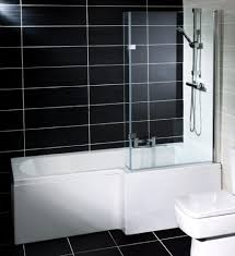 l shaped shower baths from bathrooms of distinction