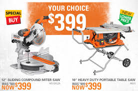 compound miter saw vs table saw ridgid 2013 black friday deals pro tool reviews