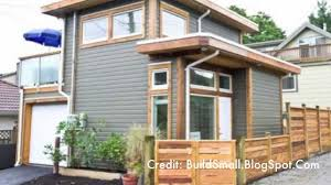 two story tiny house 500 square feet small house with a loft youtube