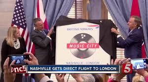 british airways black friday british airways launching direct flight from nashville to london