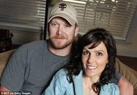 widow wedding ring american sniper chris kyle s widow reveals words inscribed inside