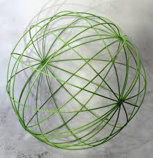Garden Sphere Balls 36
