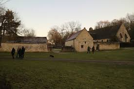 Tithe Barn Bed And Breakfast West Barn And Tithe Barn From The Country Park Picture Of Tithe