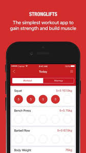 5x5 Bench Press Workout Complete Guide To The Stronglifts 5x5 Workout Thousands Of People