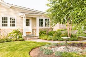 Basic Backyard Landscaping Ideas by Basic Landscape Idea Imanada Landscaping Design