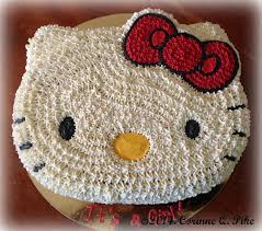 easy hello kitty birthday cake recipe image inspiration of cake