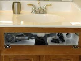 Under Bathroom Sink Storage Ideas by 30 Creative Bathroom Storage Ideas And Solutions 2017
