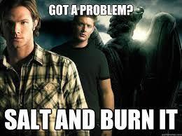 Supernatural Memes - 4 supernatural memes only a true fan would understand