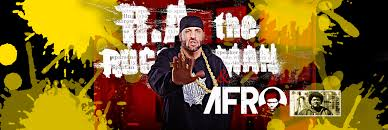 Rugged Man Rapper R A And Afro Multiple Choice Underground Hip Hop Pittsburgh