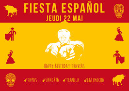 birthday tequila fiesta español u2013 happy birthday travers monkey