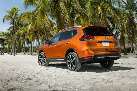 nissan rogue one edition 2017 nissan rogue pricing announced begins at 24 760
