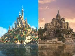 White Castle Locations Map 17 Real World Locations That Inspired Disney Movies Photos