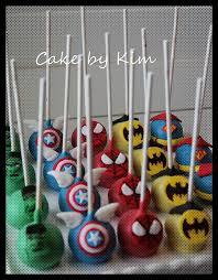 super hero cake pops super hero cakes cake pop and hero