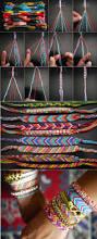 16 easy diy bracelet tutorials safety pins safety and bracelets