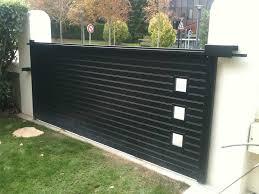 portails de jardin installation de clôtures et portails de jardin autour de limours