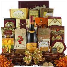 give thanks thanksgiving gift basket
