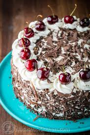black forest cake recipe black forest cake forest cake and