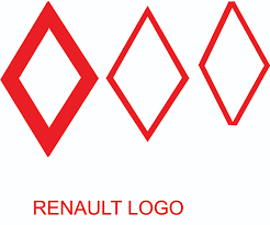 renault logo my works in illustrator 2 rubyproject
