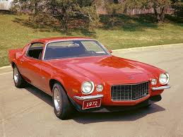 camaro pictures by year 1972 chevrolet camaro pictures history value research