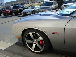 2011 used dodge challenger 2dr coupe srt8 at the internet car lot