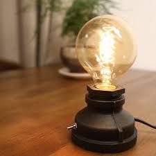 Filament Bulb Desk Lamp Creative Lighting Little Lightstyle