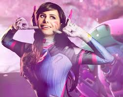 Challenge Azzyland Azzy On Here S A Pic Of Me As D Va Where I Basically