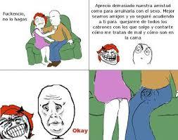 Memes Para Facebook En Espaã Ol - su amiguito sigue forever alone jjajaja memes para facebook 3