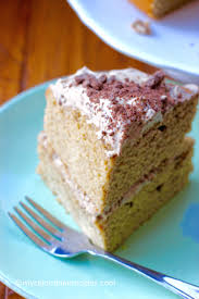 torta de café coffee flavored cake my colombian recipes