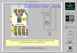 electric motor control circuit training