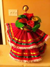 la casa mexicana corn husk ornaments mexican