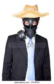 Gas Mask Halloween Costume Man Wearing Gas Mask Stock Photos U0026 Man Wearing Gas Mask