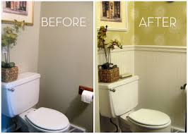 simple small bathroom decorating ideas wallpaper in a bathroom boncville