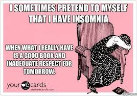 Insomniac Meme - i have insomnia