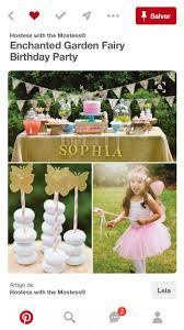 16 best fairy birthday images on pinterest birthday party ideas
