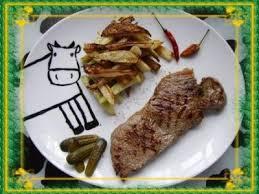cuisiner les chayottes frites de chayotte pour accompagner un faux filet recette ptitchef