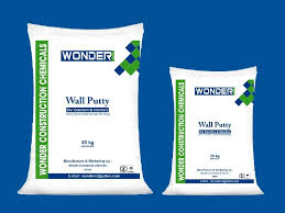 wall putty wall putty manufacturer in rajasthan india by wonder construction