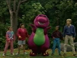 Barney And Friends Backyard Gang Barney And The Backyard Gang Michael