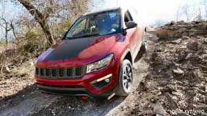 2017 jeep compass first drive all new compact suv has off road