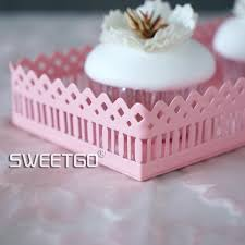 pink color wedding cake stands princess birthday party