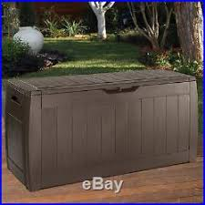 Patio Cushion Storage Bin by Patio Furniture Storage Box Large Outdoor Cushions Gardening Tools