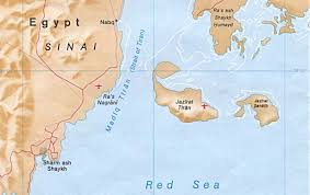 Egypt On Map Tiran And Sanafir Between Saudi Pressure And A Court Ruling