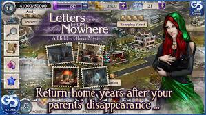 letters from nowhere a hidden object mystery the best letter 2017