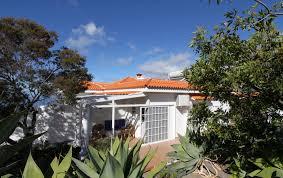 Schlafzimmerm El Luna Ferienhaus Casa De Las Estrellas Auf La Palma Buchen