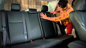 Toyota 60 40 Bench Seat Corolla How To 60 40 Spit Rear Seat 2014 Toyota Corolla Youtube